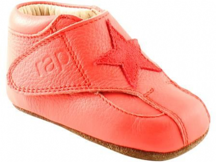 RAP BABY First Shoes Boots Velcro (Mandarin)
